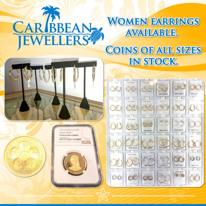 Coins and Earrings