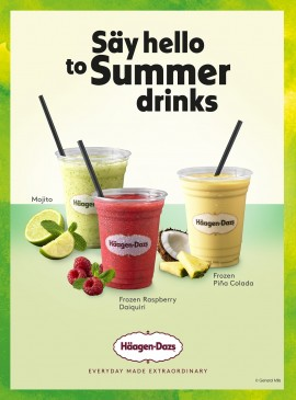 Say Hello To Summer Drinks