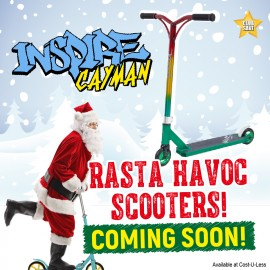 Rasta Scooter Coming soon!