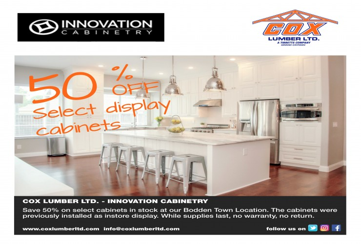 INNOVATION cabinetry