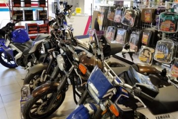 The Largest Selection of Scooters and Motorcycles