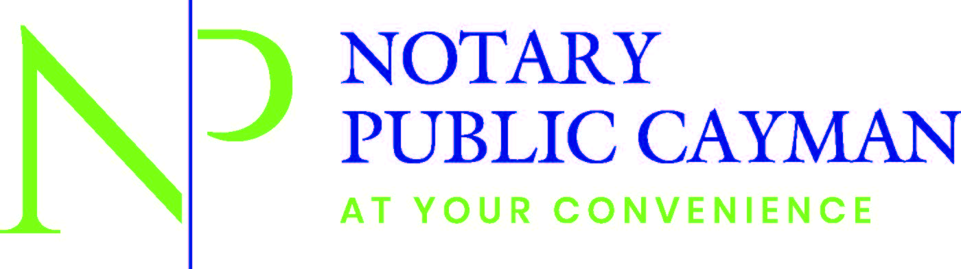 Notary Public Cayman
