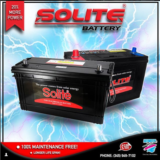 Automotive Art has JUST the Batteries for your Car Truck Bus or Motorcycle