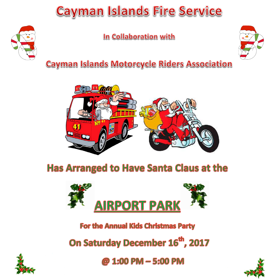 CIFS Annual Kids Christmas Party