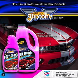 Body Gloss for cars